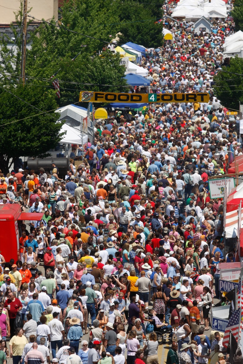 Behind the Scenes at the National Cornbread Festival®