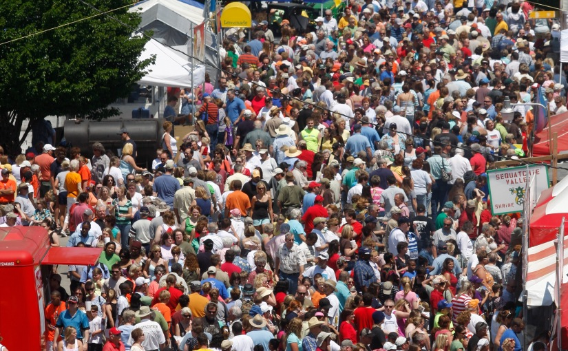 Behind the Scenes at the National CornbreadFestival®