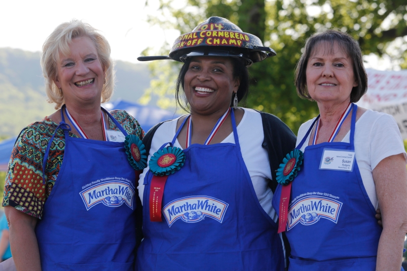 Roasted Tomato and Bacon Cobbler Takes Top Prize at the 18th Annual National CornbreadCook-Off