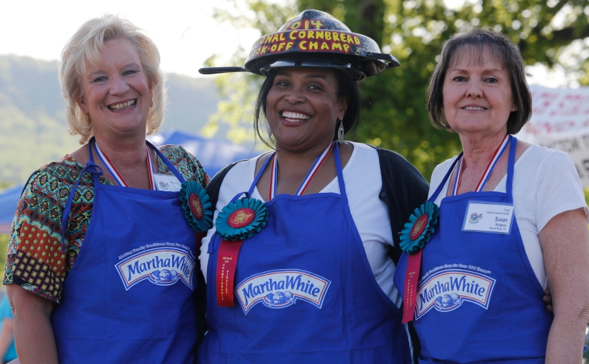 Roasted Tomato and Bacon Cobbler Takes Top Prize at the 18th Annual National Cornbread Cook-Off