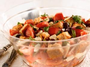 Tuscan Cornbread Salad