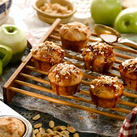 Make Fall Muffins with Ingredients Already in Your Pantry