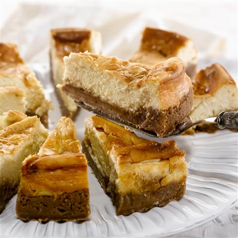 Sweet and Savory Cheesecakes forBrunch