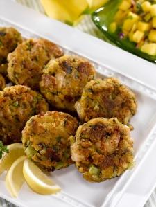Cornbread-Shrimp-Cakes