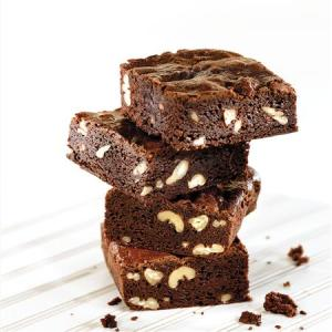 Double Chocolate Saucepan Brownies