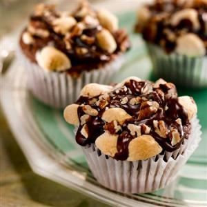Mississippi Mud Muffins