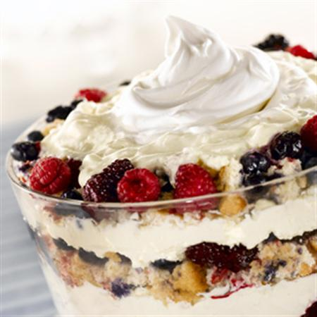 Sweet Summer Trifle