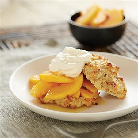 Just Peachy Shortcake