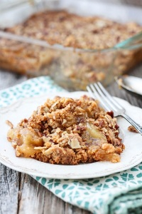 Apple Sweet Potato Apple Cobbler - Beauty - Portrait