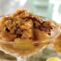 cumberland apple crisp