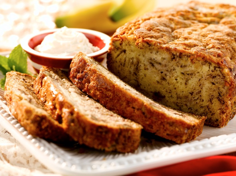 Fabulous Banana Bread Comes in Handy for theHolidays