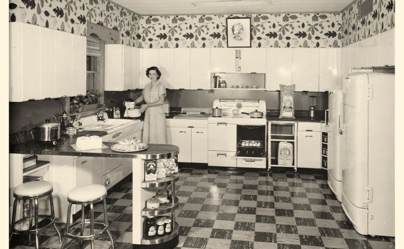 Alice Jarman and the Martha White® Test Kitchen