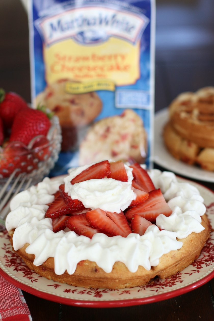 StrawberryMuffinWaffles01