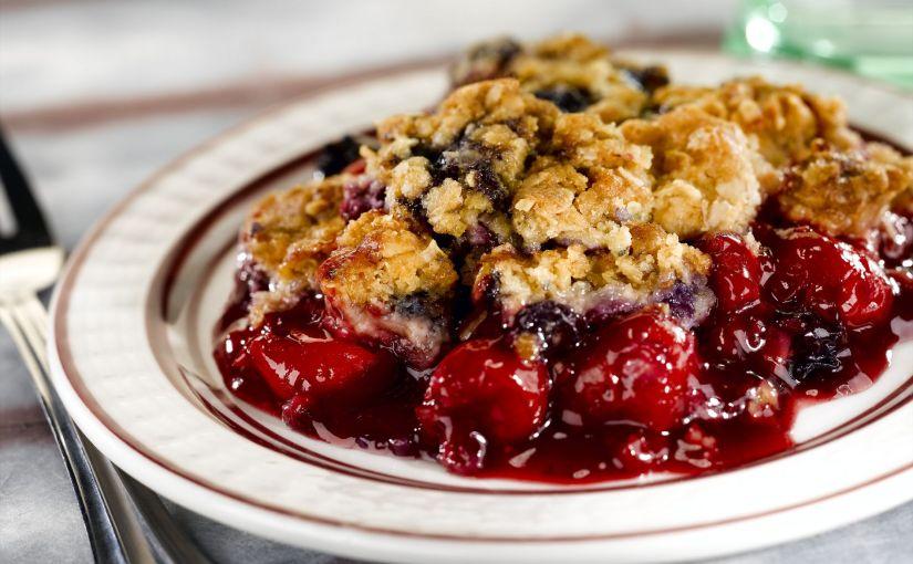 Cheery Cherry Desserts
