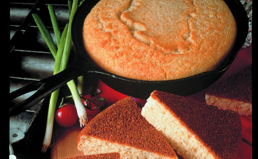 Secrets to Perfect Cornbread to Serve with Fresh SummerVegetables
