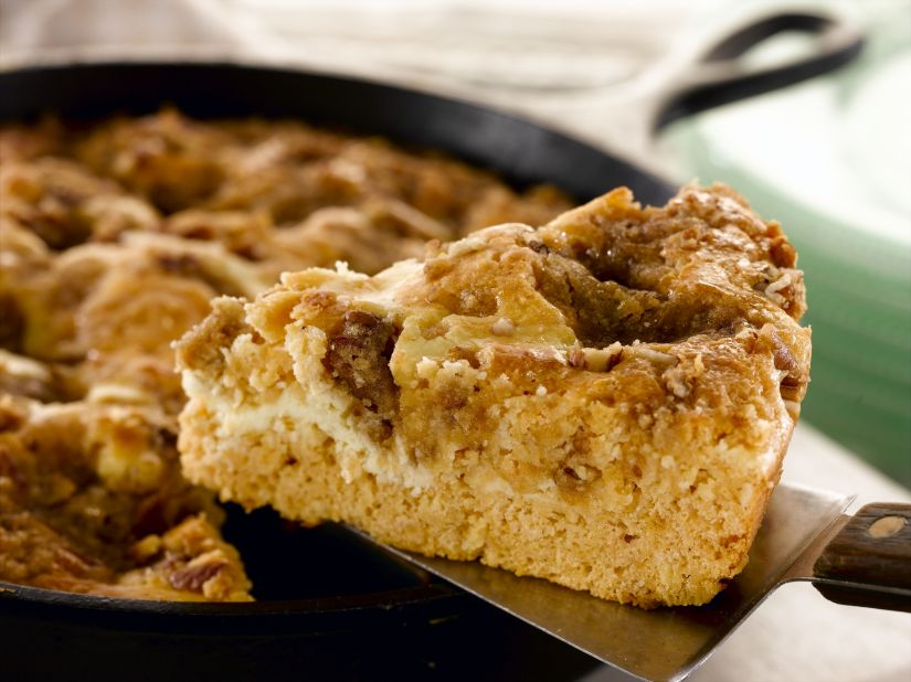 Treat Your Friends to Homemade Coffee Cake