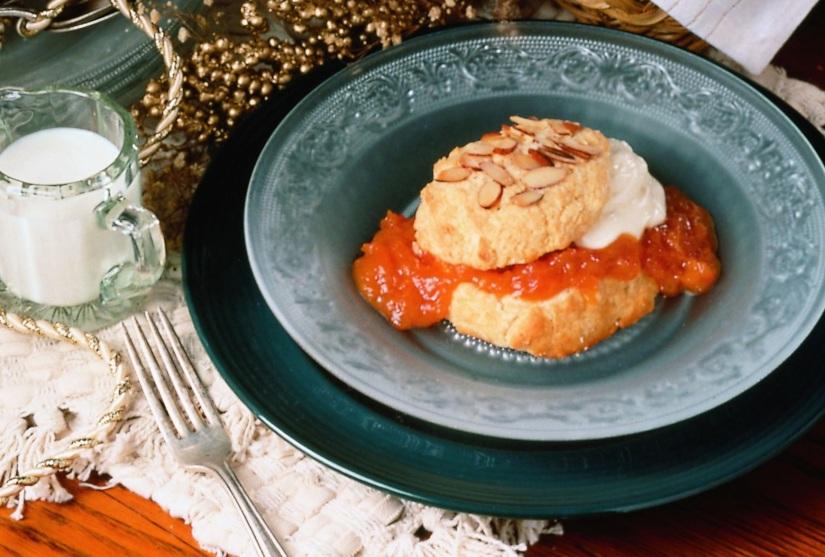Winter Biscuit Shortcake