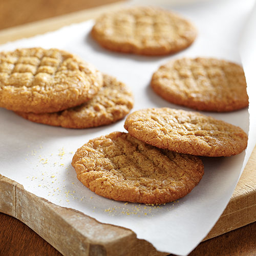 Variations on a Peanut Butter Cookie Theme